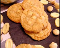 Cookies crousti-moelleux façon Subway® aux noix de macadamia et chocolat blanc