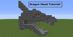 Afbeeldingsresultaat voor minecraft dragon statue