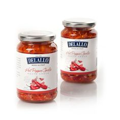 Spicy recipes and inspiration for our beloved hot chili pepper and garlic sauce from Italy! // Our Imported Hot Pepper Garlic Sauce: Because Some Like It Hot! (DeLallo.com) #recipeideas