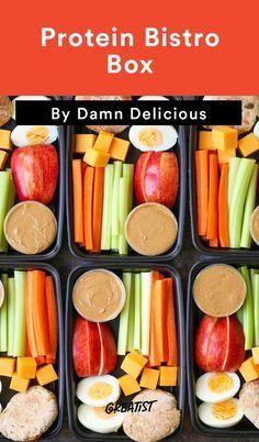 1. Protein Bistro Box #greatist http://greatist.com/eat/copycat-starbucks-breakfast-recipes