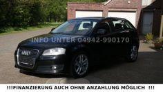 Sehr schöner und Top gepflegter Audi A3 Sportback 2,0 Tdi mit schöner Ausstattung. - - - - - Sonderausstattung: - Aktiv-Lautsprecher, Außenspiegel elektr. verstell- und heizbar, beide, Dachreling (Aluminium), Innenausstattung: Dekoreinlagen Klavierlack, schwarz, Klimaautomatik, Lenkrad (Sport/Leder - 3-Speichen) mit Multifunktion, Mittelarmlehne vorn, Multi-Media-Interface MMI Navigation, Perleffekt-Lackierung, Raucher-Paket, Reserverad als Notrad, Sitzheizung vorn, Vorrüstung…