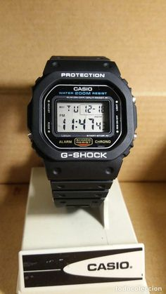 a55050fabba7 CASIO G.SHOCK DW-5600C MODULO 691 JAPAN 1.987. Relojes De DiseñoRelojes  AntiguosCasio ...