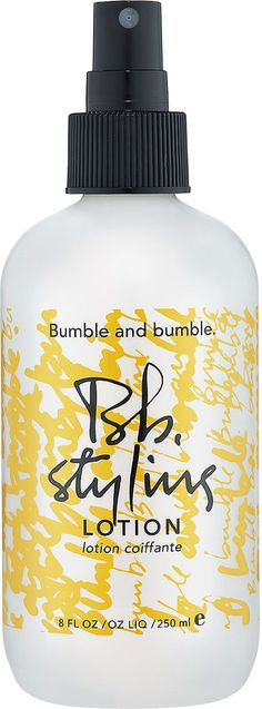 Trending On ShopStyle - Bumble and Bumble Styling Lotion. This product is just the right base for a blowout.