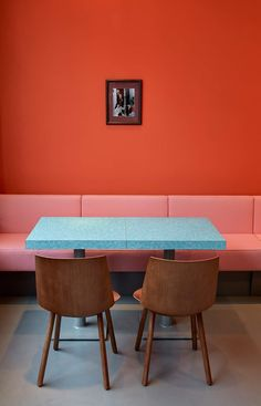 "<p>Berlin has a new deli in town and its not your ordinary Jewish Deli.""Louis Pretty"" is the brainchild of the gastronomic trio of Oskar Melzer (co-founder of Mogg & Melzer), James Ard"