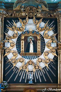 Las Fotografías de Bandera: La Virgen de la Paloma de Madrid