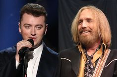 Definitive Guide to 2015 Grammy Awards Controversies: Tom Petty deserves nothing and is a dic* for trying to cash in on Sam's hard work... I'm glad you get nothing of his Grammy win!