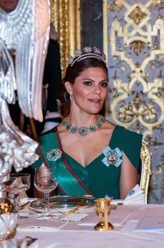 Victoria, November 2018 Victoria Prince, Princess Victoria Of Sweden, Crown Princess Victoria, Queen Vic, Swedish Royalty, Royal Crowns, Prince Daniel, Crown Jewels, Wonder Woman
