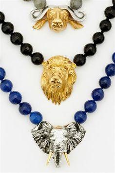 Bill Skinner Jewellery Bigger Beasts