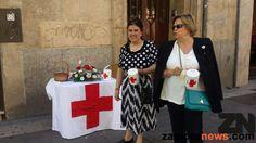 """Cruz Roja celebra el tradicional """"Día de la banderita"""""""