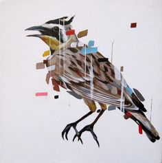 Paintings by Frank Gonzalez - Creative Journal (I'm a bird mother so I'm partial.)