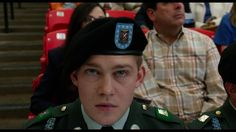 Here's the latest international TRAILER of #BillyLynn's #LongHalfTimeWalk.  The film stars #KristenStewart, #ChrisTucker, #GarrettHedlund, with #VinDiesel and #SteveMartin.
