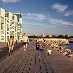 europe s first carbon neutral neighborhood western harbour v stra hamnen pinterest. Black Bedroom Furniture Sets. Home Design Ideas