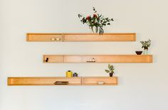 Cantilever Kitchen 2 Shadowboxes