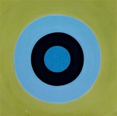 No End by Kenneth Noland, 1961
