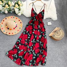 Fantastic maxi dresses are readily available on our web pages. Read more and you will not be sorry you did. Dress Outfits, Casual Dresses, Casual Outfits, Summer Outfits, Fashion Dresses, Summer Dresses, Maxi Dresses, Dress Shoes, Shoes Heels