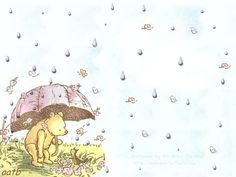 Classic Winnie the Pooh Wallpaper | Source URL: http://members.optusnet.com.au/~nrcupp/_themes/pooh/