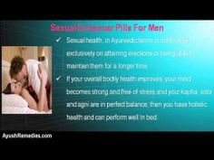 This video describe about natural ayurvedic sexual enhancer pills for men. You can find more detail about Kamadeepak Capsule at http://www.ayushremedies.com
