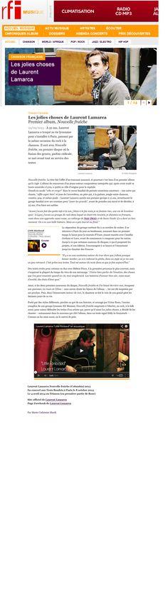 RFI Musique , 24 septembre 2013