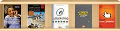 Construindo seu conhecimento em marketing digital.  Conheçam os livros de marketing digital, e os livros sobre o uso das redes e mídias sociais  mais vendidos do país. Entendam as transformações pelas quais o marketing tem passado devido às novas tecnologias e descubra quais ferramentas seu negócio ou empresa pode utilizar para gerar maior lucratividade e receita.