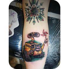Done by my boyfriend, Luke LoPorto at Timmy Tattoo in...