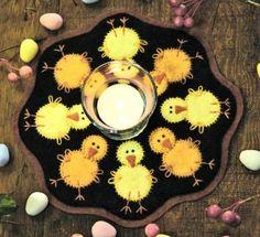 Chicks mat