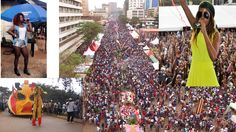 October 2, 2016 was the Kampala City Festival, the Annual City Carnival in the only City, the Capital and Largest