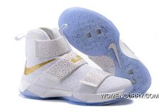 e2850244bed637 Nike Zoom LeBron Soldier 10 Gold Medal Release Discount