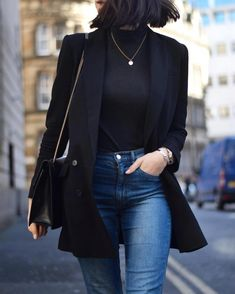 Blazer, Outfits 2019 Outfits casual Outfits for moms Outfits for school Outfits for teen girls Outfits for work Outfits with hats Outfits women Fall Outfits For Teen Girls, Winter Outfits For Work, Curvy Outfits, Casual Fall Outfits, Mode Outfits, Classy Outfits, Petite Outfits, Office Outfits, Grunge Outfits