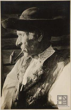Karol Plicka: Gazda z Važca:1928