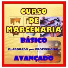 Curso 21 Dvds De Marcenaria E Carpintaria Básico E Avançado - R$ 80,00