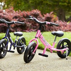 The Mini Glider Balance #Bikes is for tiny tots aged 2-5 years old. It's designed for first-timers, as in a young 'un who is just discovering what it means to have wheels. - http://thegadgetflow.com/portfolio/mini-glider-balance-bikes/