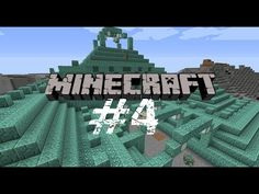 Excavating an Ocean Temple - MINECRAFT (#4) - YouTube
