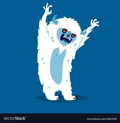 Image result for yeti Classic Monsters, Movies, Movie Posters, Image, Art, Art Background, Film Poster, Films, Popcorn Posters