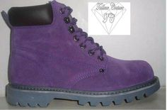 Construction for the Royal Women - Royal Purple, Steel Toe, Steel Mid Sole, http://www.tailleurcouture.com/#!shop/productsstackergalleryv21=4