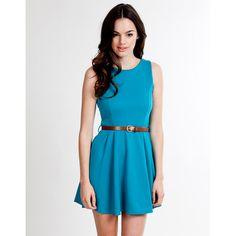 love it! #dress #casualdress #skaterdress