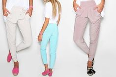 Stretch-broek Jasmine and Parisa