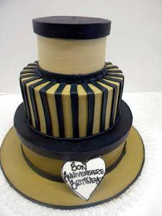 Hansen's Cakes: Fancy Cake