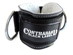 Contraband Black Label 3025 3inch Double Ring Pro Ankle Cuff Model: >>> Check out this great product.