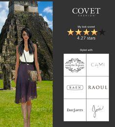 Guatemalan Getaway #covetfashion