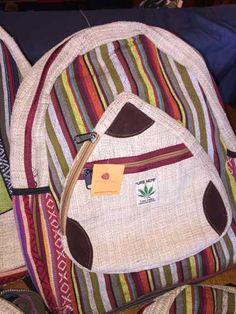 Kathmandu - Nepal Handmade Backpack