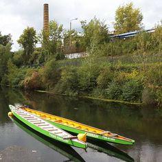 Mit dem Kahn auf dem Wasserweg Leipzig erleben