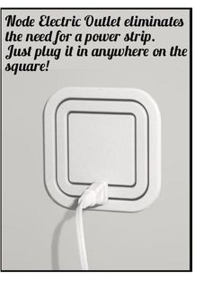 Plug in wherever you want to do...