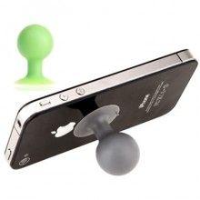 Soporte Bolita Silicona Smartphone - Verde $ 44,00
