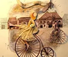 Gorgeous illustrations by the hungarian paintress Katalin Szegedi