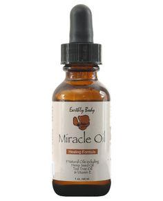 Hemp, miracle oil 1oz