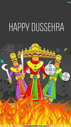 Happy Dussehra, 2 line Shayari in Hindi. Dussehra is a Hindu festival that celebrates the victory of good over evil. Drawing Lessons For Kids, Art Drawings For Kids, Easy Drawings, Festivals Of India, Indian Festivals, Happy Dussehra Wallpapers, School Board Decoration, Dussehra Images, Happy Dussehra Wishes