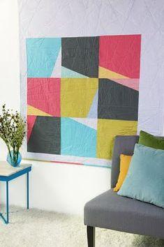 Quilts My Way: Modern Patchwork Winter 2016