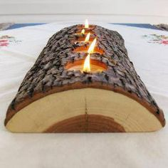 7 Inspiring DIY Wood Log Projects