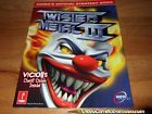 Twisted Metal III PlayStation Strategy Guide Brand New and 100% MINT Sweet Tooth - http://video-games.goshoppins.com/video-game-strategy-guides-cheats/twisted-metal-iii-playstation-strategy-guide-brand-new-and-100-mint-sweet-tooth/