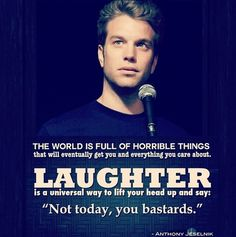 Enough people don't know about Anthony Jeselnik - Imgur